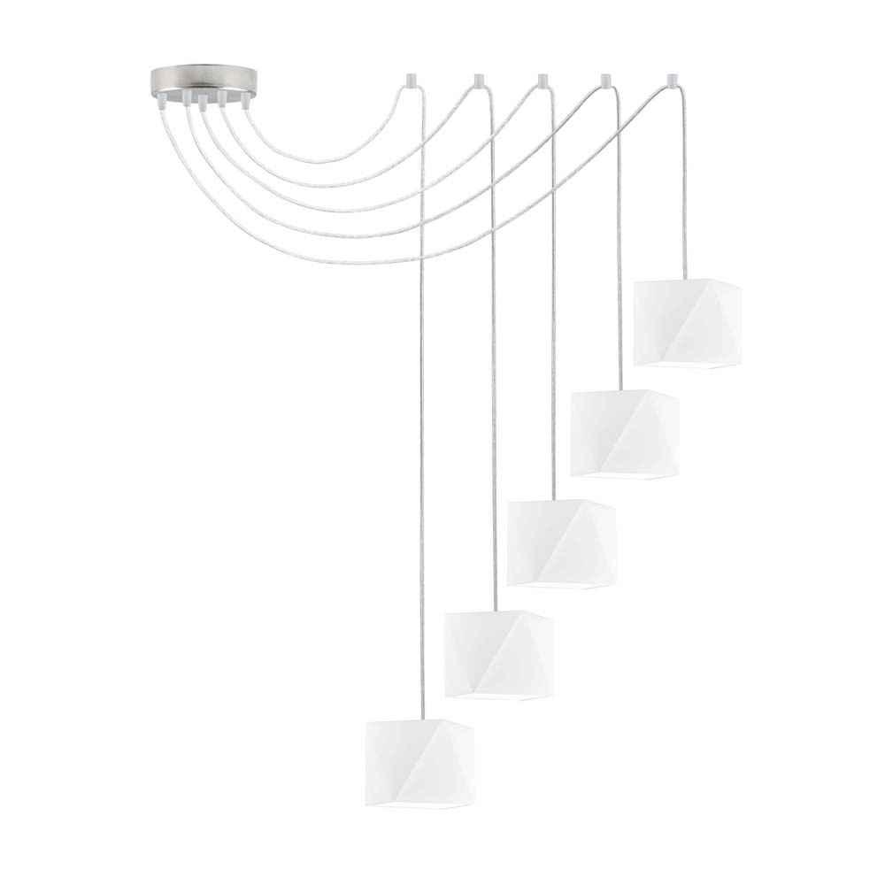 Lampa sufitowa wisząca abażur diament POP! Częstochowa - zdjęcie 1