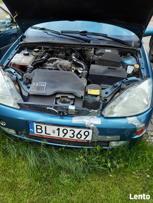 Sprzedam Ford Focus 1.8 TDDI, 2001r. Łomża - zdjęcie 7
