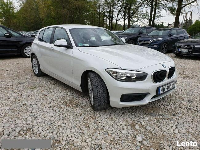 BMW 120 2.0d Hatchback 190KM Salon PL Piaseczno - zdjęcie 4