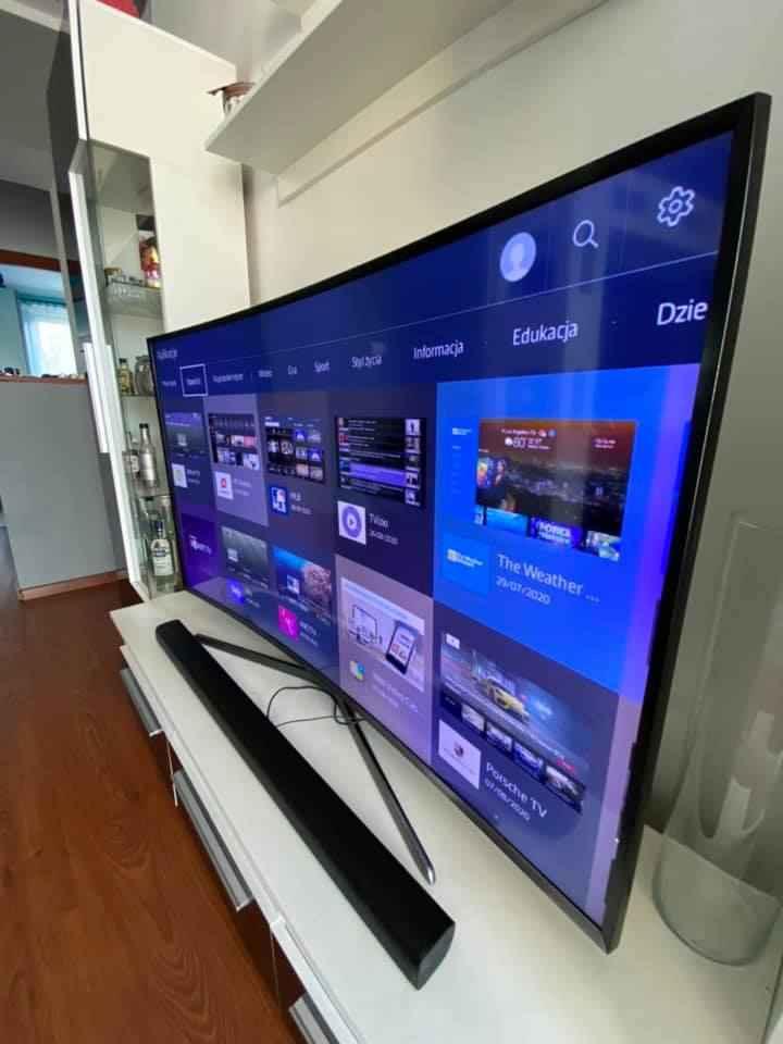 Telewizor Samsung 55 cali Full HD. Żywiec - zdjęcie 5