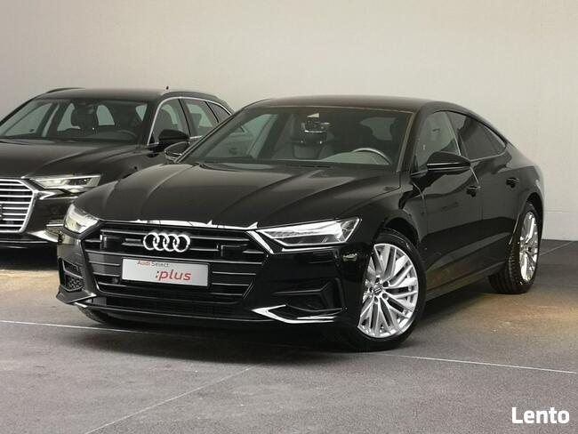 Audi A7 3,0tdi| Pakiet czerń|Kamera|Matrix|akt tempomat Gdańsk - zdjęcie 7