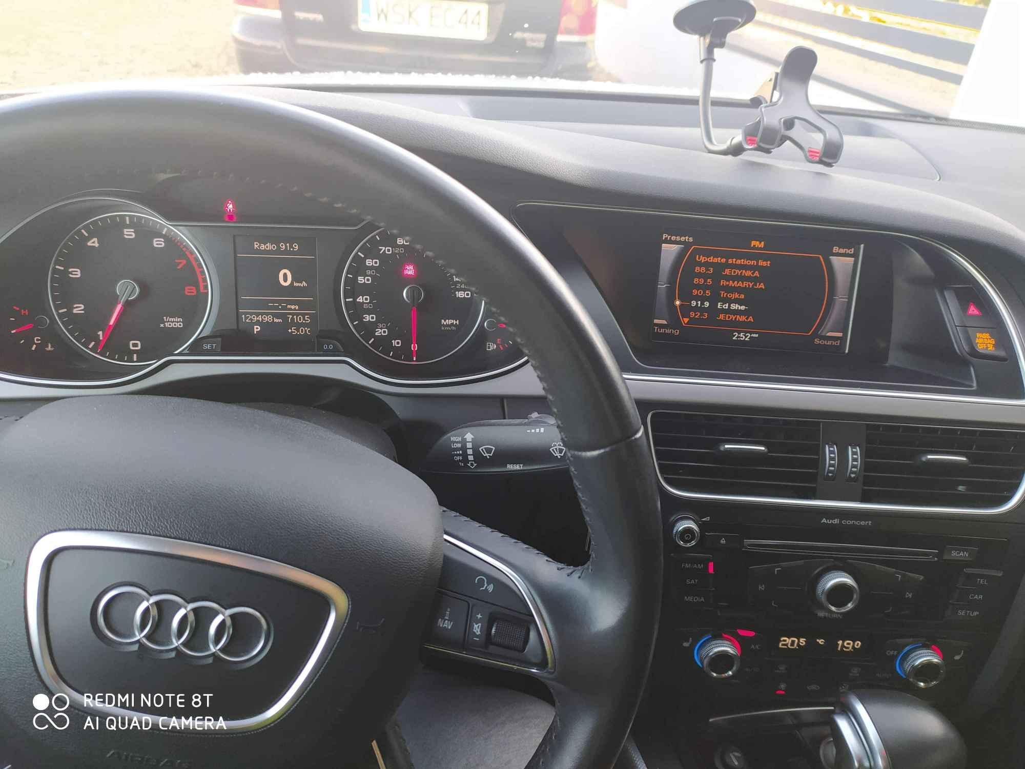 Audi a4 2015r. 2.0B 224km !!! Przebieg 130000 Siedlce - zdjęcie 10