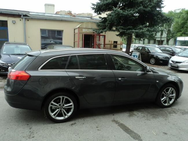 Opel Insignia polecam ładnego opla Insignie Lublin - zdjęcie 3
