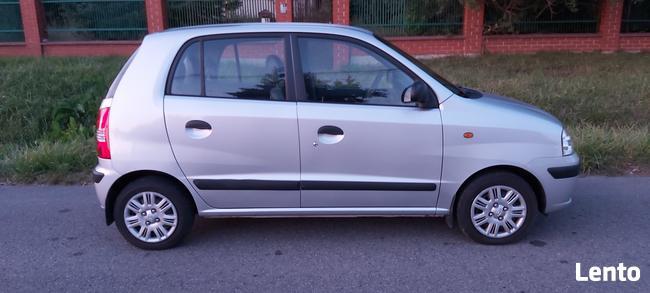 Hyundai Atos 1,1 benzyna 59KM 88100km 2006r zarejestrowany Skarżysko-Kamienna - zdjęcie 9