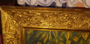 Obraz święta rodzina 100cm na 60cm Tczew - zdjęcie 1