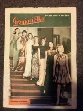 Utwory czasopisma z połowy lat 60 prl-u Śródmieście - zdjęcie 4
