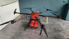 Dron strażacki Reactive Drone RDF-1 Mokotów - zdjęcie 2