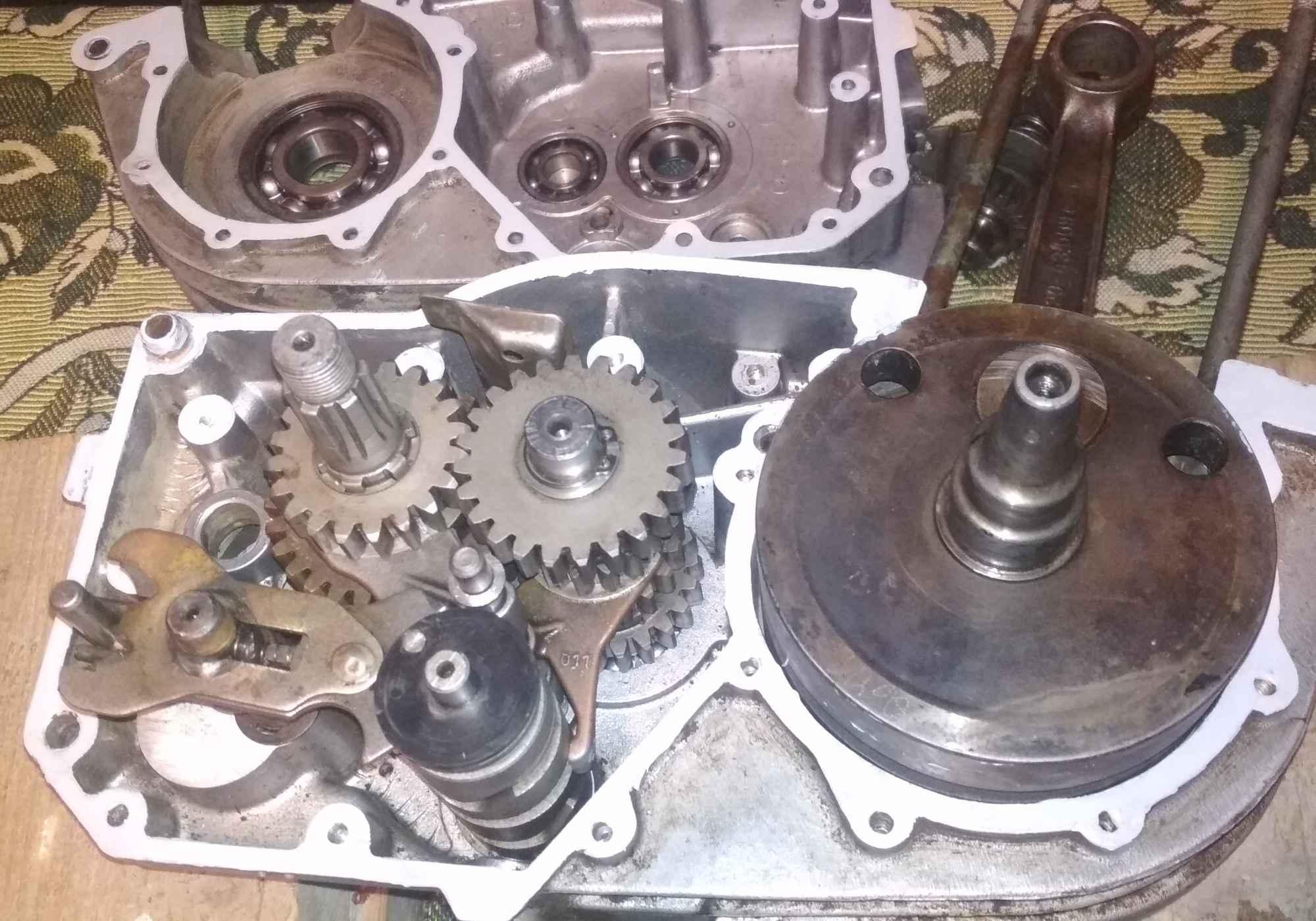 Remont/naprawa silników motocyklowych Jasło - zdjęcie 5