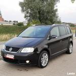Volkswagen Touran 1.9Tdi*105KM*7 Osób*BKC*Gwarancja*PL-Rej.Rata 295zł Śrem - zdjęcie 2