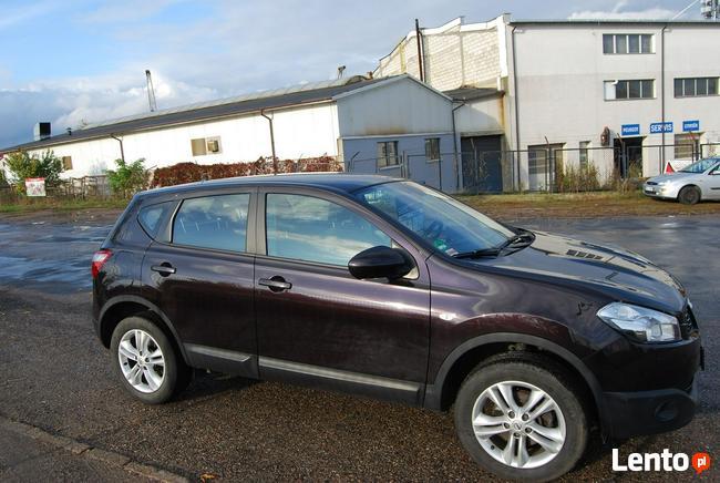 Nissan Qashqai Jak nowe 4x4 Siedlce - zdjęcie 4
