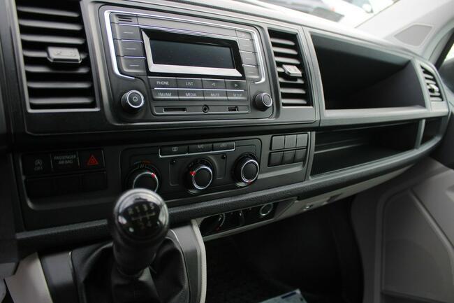 Volkswagen Transporter F-Vat,Gwarancja,Salon Polska,9-osób,LONG Warszawa - zdjęcie 10