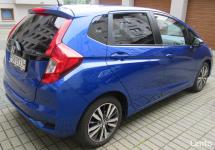 Honda Jazz Elegance 1,3 i-VTEC automat CVT niebieski metalik Gniezno - zdjęcie 6