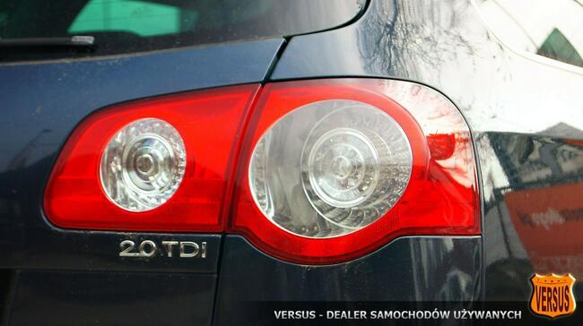 Volkswagen Passat 2.0TDI 140hp 8V BMP Klima Tempomat Zamiana Raty Gdynia - zdjęcie 7