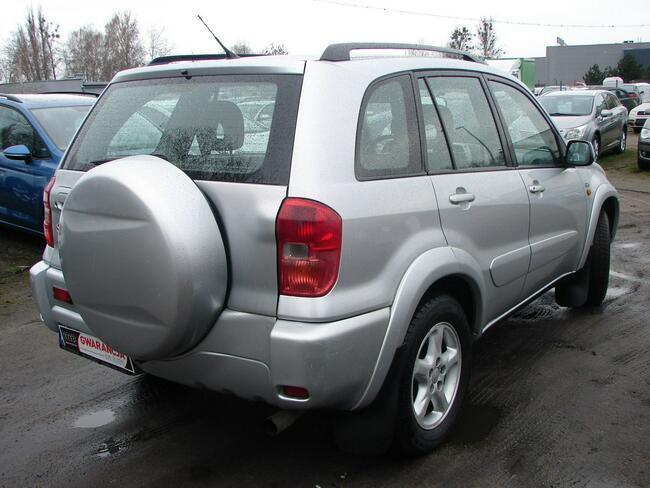 Toyota RAV-4 2.0 D4D 115 KM 4X4 Klima Piła - zdjęcie 3