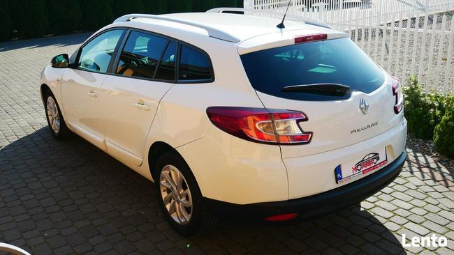 Renault Megane LIMITED 1.5 dCi Salon Polska Serwis ASO Bezwypadkowy Włocławek - zdjęcie 3