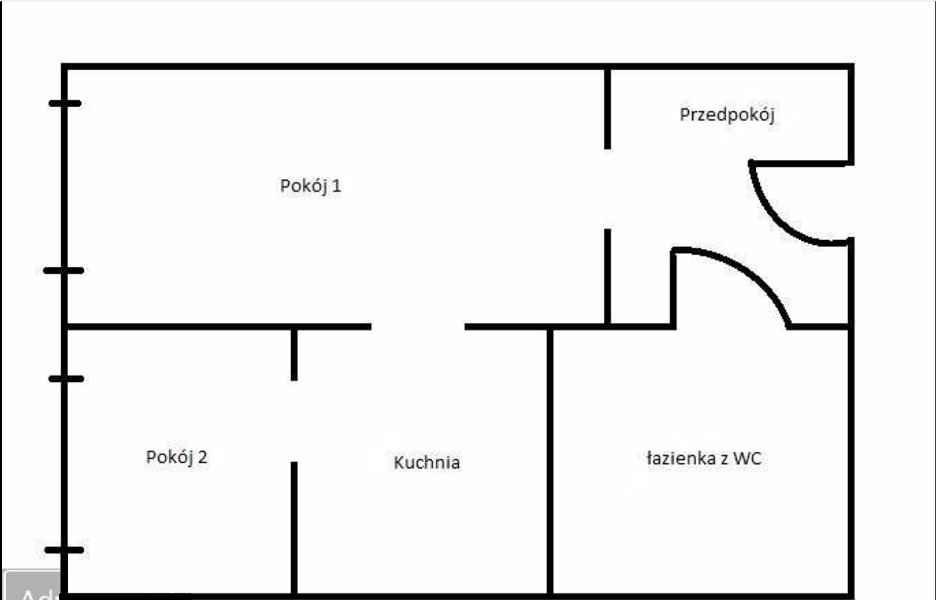 1 pok, 30 met, Okolice Góralskiej (Wrocław) Stare Miasto - zdjęcie 7