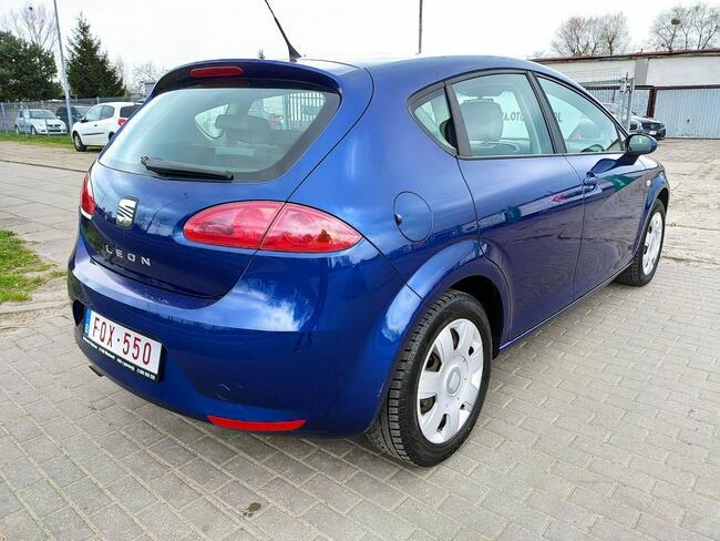 Seat Leon 1,6 benzyna zadbany Włocławek - zdjęcie 5