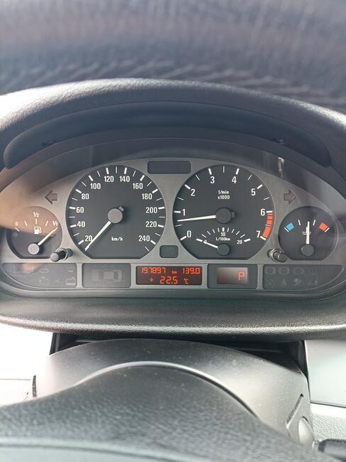 BMW 3 E46 stan idealny ŻYLETA Olkusz - zdjęcie 8
