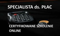 Kurs płace online – Specjalista do spraw wynagrodzeń Fabryczna - zdjęcie 1