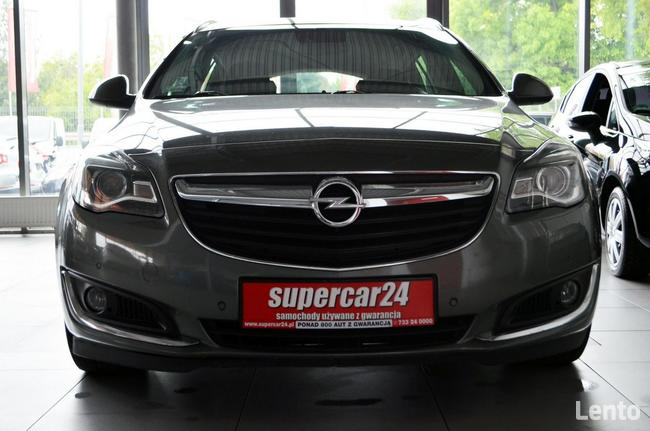 Opel Insignia / Automat / LED / NAVI / DVD / Salon PL / FV23% / Gwaran Długołęka - zdjęcie 6