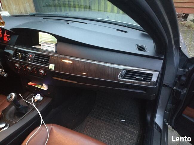 SPRZEDAM BMW E60 Serock - zdjęcie 12