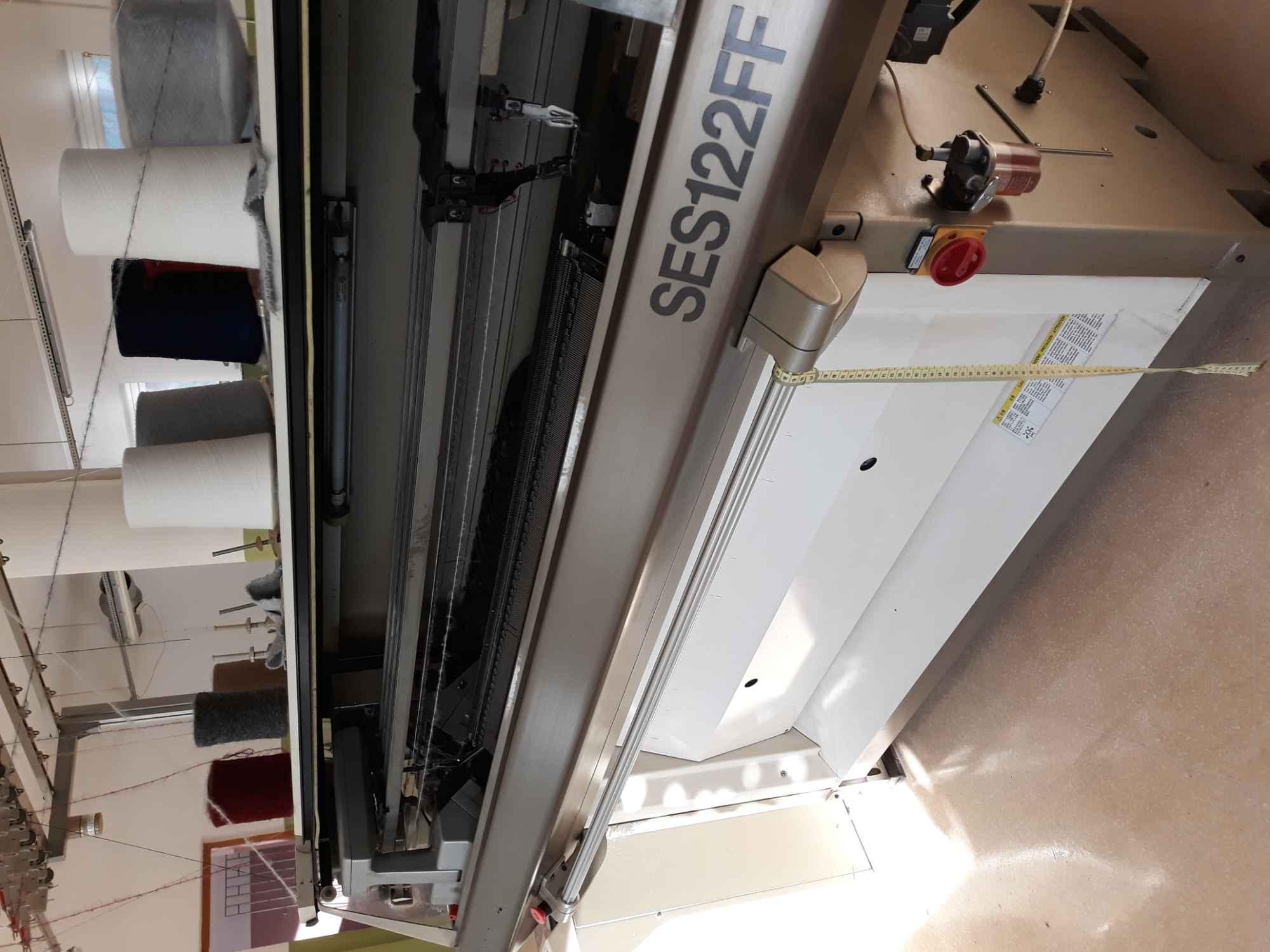 Sprzedam maszyny dziewiarskie SHIMA Częstochowa - zdjęcie 1