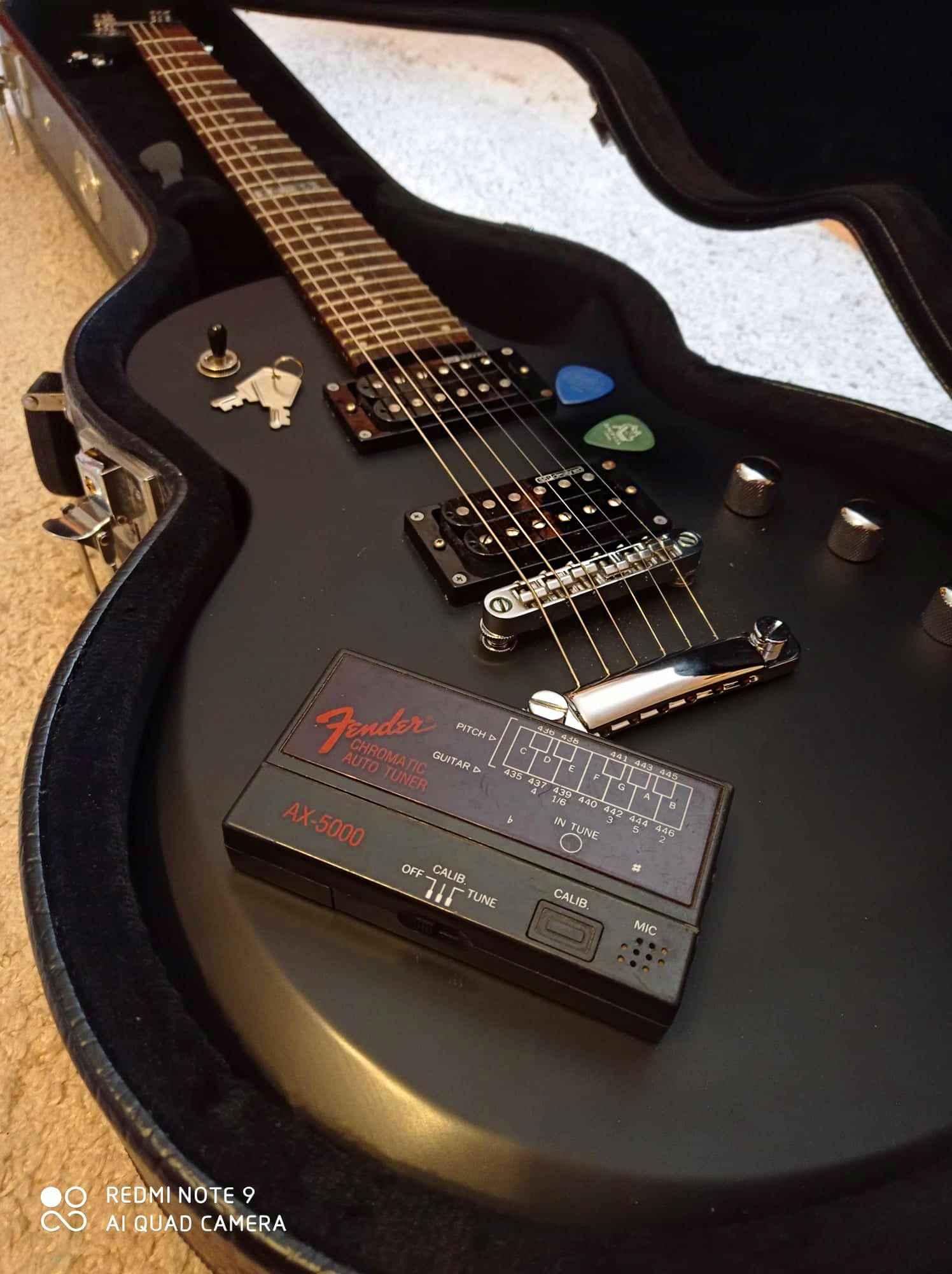 Gitara Elektryczna ESP LTD EC-50 BLKS + DODATKI (DARMOWA WYSYŁKA) Lubań - zdjęcie 1