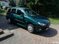 Peugeot 206 SW 1,4 Benzyna stan dobry bez wkladu finasowego Polecam Chodzież - zdjęcie 1