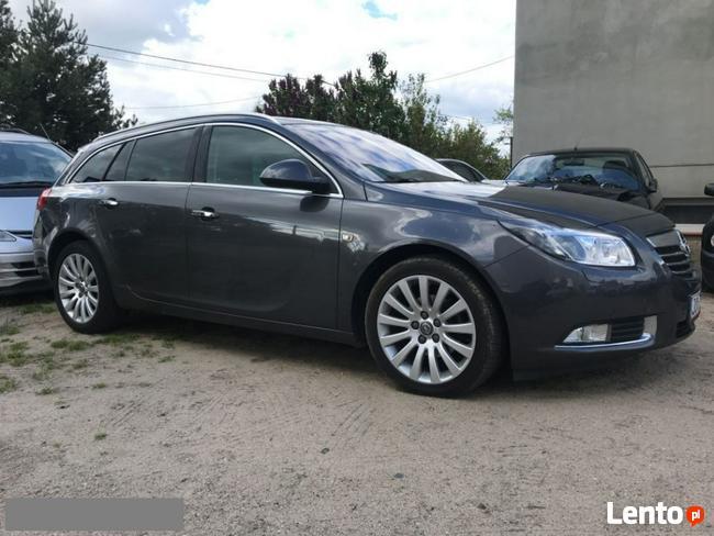 Opel Insignia 2.0Cdti 130Km Xenon Półskóra Serwis Opla Chrom Chodecz - zdjęcie 4