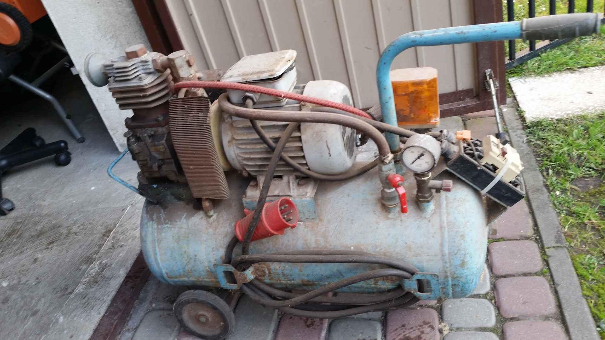 kompresor-sprężarka Orzesze - zdjęcie 3