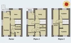 Dom PREMIUM, Świdnik, 260 m2 , wyposażony Świdnik - zdjęcie 12