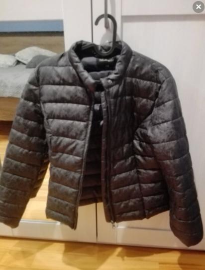 Pikowana kurtka na jesień S Elbląg - zdjęcie 3