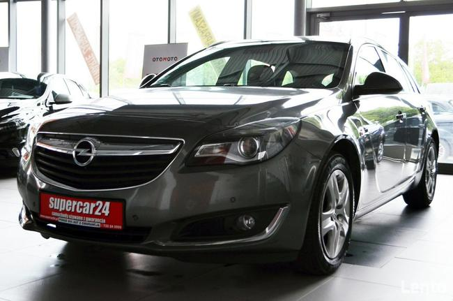 Opel Insignia / Automat / LED / NAVI / DVD / Salon PL / FV23% / Gwaran Długołęka - zdjęcie 3