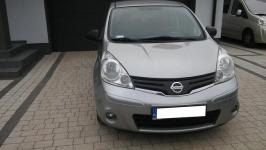 Nissan Note 1,4 benzyna 2011r Salon oryginał Płock - zdjęcie 2