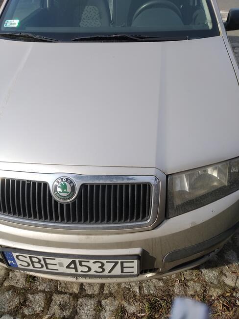 Sprzedam Fabia sedan 2005 Sosnowiec - zdjęcie 1