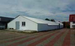Szwalnia ,zakład,magazyny,wiaty,grunty Mokra - zdjęcie 2