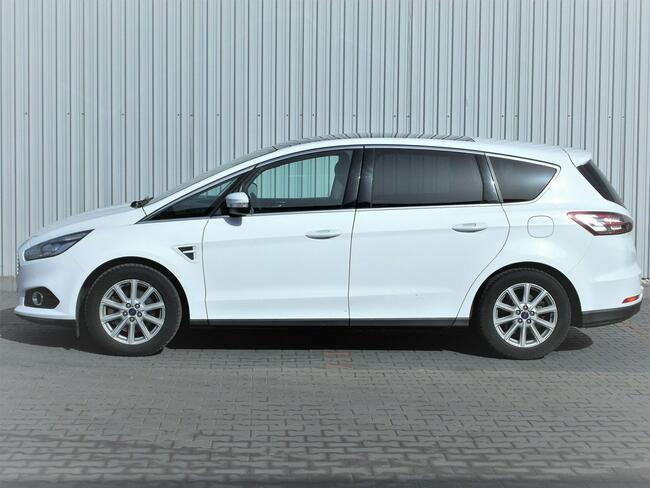 Ford S-Max 2.0 150KM. Powershift. Krajowy. FVAT. Częstochowa - zdjęcie 3