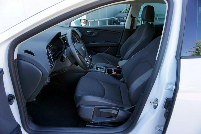Seat Leon 1.5 TSI 130KM FR 1WŁ Salon Polska Serwis ASO Fv23% Łódź - zdjęcie 10
