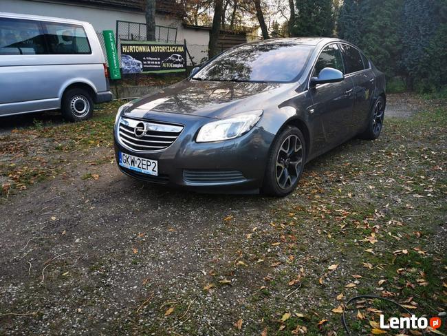 Opel Insignia Brodnica - zdjęcie 1