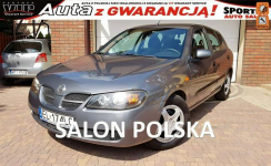 Nissan Almera SALON PL,  zadbany. !! Aleksandrów Łódzki - zdjęcie 1