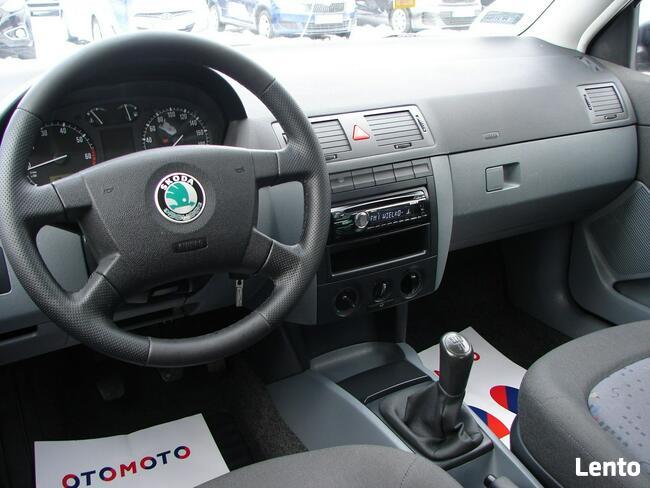 Škoda Fabia 1.2 HTP 65 KM Salon PL Piła - zdjęcie 9