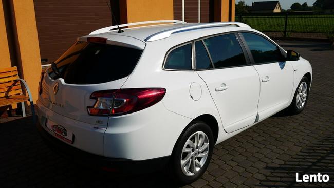 Renault Megane LIMITED 1.5 dCi Salon Polska Serwis ASO Bezwypadkowy Włocławek - zdjęcie 4