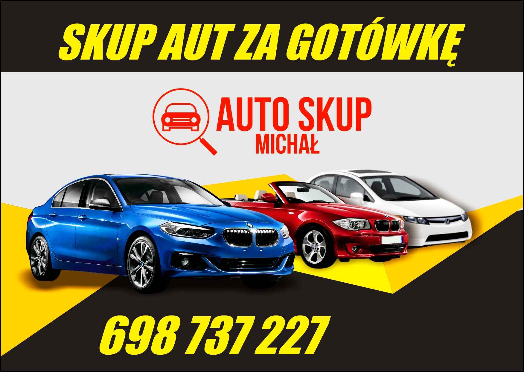 Skup Aut-Skup Samochodów #Wołomin i okolice Wołomin - zdjęcie 1