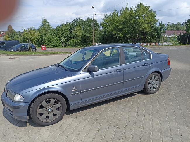 BMW 3 E46 stan idealny ŻYLETA Olkusz - zdjęcie 2