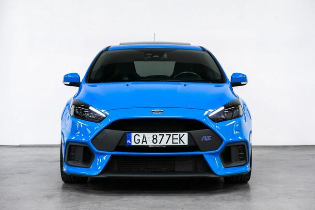 Ford Focus RS 2.3 EcoBoost 350KM, Salon PL, 100% bezwypadkowy, FV 23%. Węgrzce - zdjęcie 5