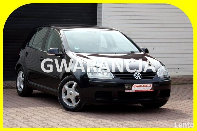 Volkswagen Golf Klimatronic / Gwarancja / 1,4 / 90KM / alu / Mikołów - zdjęcie 1