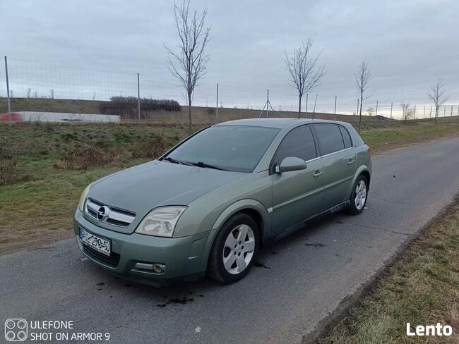 Opel Signum 2.2 Direct / Automat+TipTronic/ SHADOWLINE / Bog Poznań - zdjęcie 1