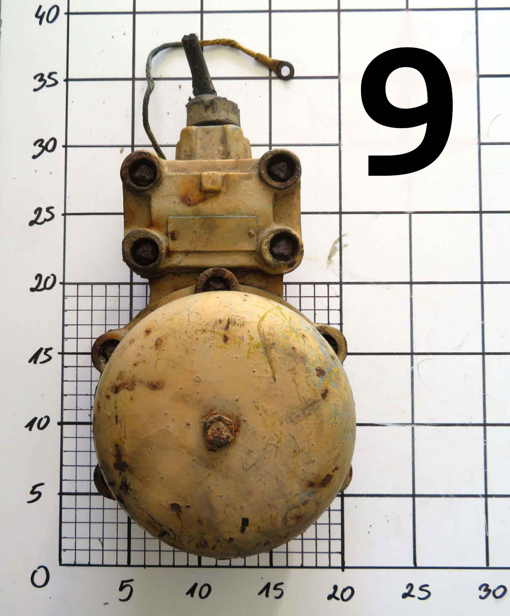 Części do żurawia ŻB 75/100, dźwig, elementy używane Luboń - zdjęcie 10