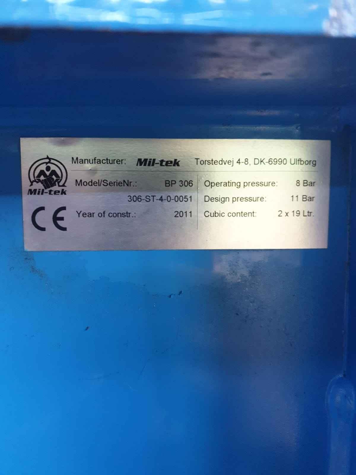 Belownica prasa do makulatury kartonu papieru odpadów śmieci tworzyw Drzewica - zdjęcie 6