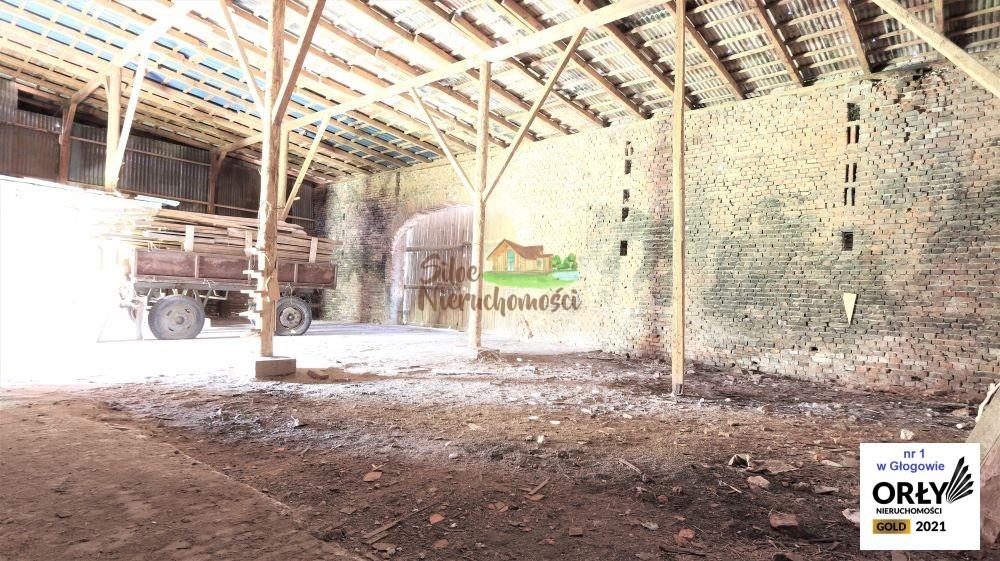 Działka (usługowa) z budynkiem gospodarczym Bogdaszowice - zdjęcie 5